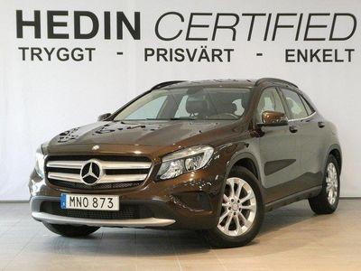 begagnad Mercedes GLA220 CDI 4MATIC 7G Dragkok