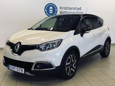 gebraucht Renault Captur 1.2 TCe Aut 120hk