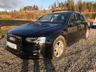 begagnad Audi A4 Avant Quattro 150hk Dragkrok -14