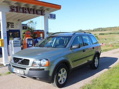 begagnad Volvo XC90 D5 AWD Kinetic