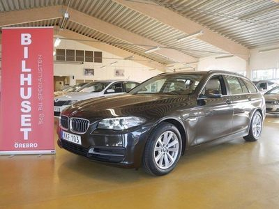 begagnad BMW 520 DA 190 Touring Automat Comfort Edition Drag