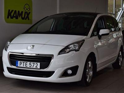 begagnad Peugeot 5008 1,6 HDi Active 114hk Panorama