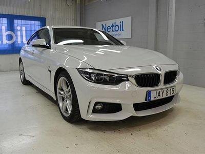 begagnad BMW 420 Gran Coupé d M-sport Navi Aut 190hk