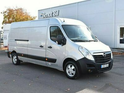 begagnad Opel Movano L3H2 / 170hk / Business / Automat