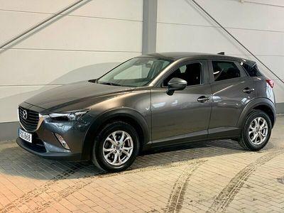 begagnad Mazda CX-3 Vision 2,0/120