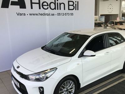 begagnad Kia Rio 1.0 T-GDI 120HK DCT ADVANCE PLUS | V-Hjul