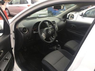 begagnad Nissan Micra 1,2 VISIA 80 HK