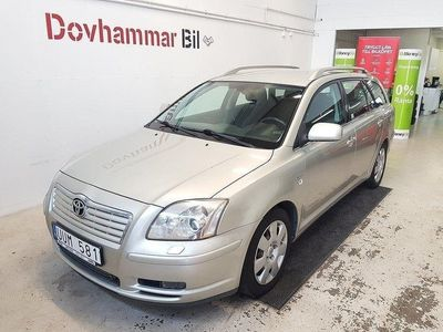 begagnad Toyota Avensis 2.2 D-CAT 177hk Nybesitkigad/N