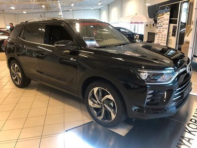 begagnad Ssangyong Korando 1,6T EX AWD Aut