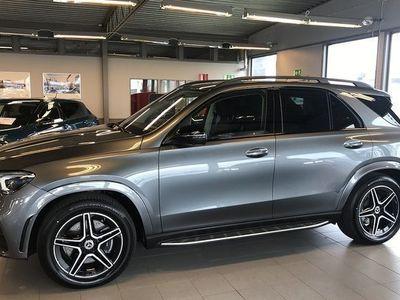 begagnad Mercedes 300 GLE Benzd 4Matic AMG Dragkrok Värmare 2019, SUV 824 000 kr