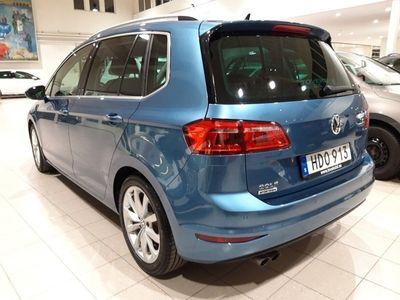 begagnad VW Golf Sportsvan 1.4HLBMT 110TSI D7F