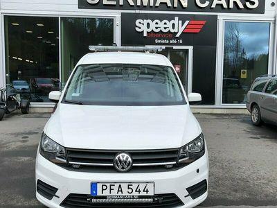 begagnad VW Caddy Maxi Life 1.4 TGI AUT 5/7-SITS LEASBAR