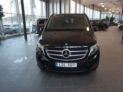 begagnad Mercedes V250 V-KLASSAvantgard edition Lång