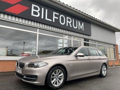 begagnad BMW 520 d Touring Steptronic Euro 6 190hk