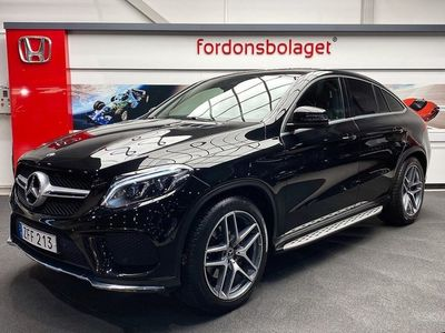 begagnad Mercedes GLE350 Coupe 4Matic AMG-Sport