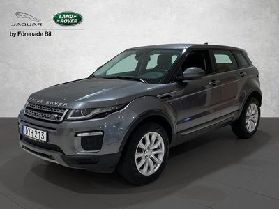begagnad Land Rover Range Rover evoque SE Luxury 2.0 AWD Automat Euro 6 150hk