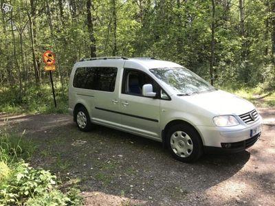 begagnad VW Caddy Maxi Life -08