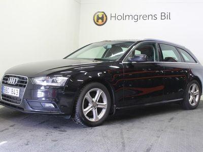 "begagnad Audi A4 2.0 TDI Avant quattro (177hk) ""dragkr -13"