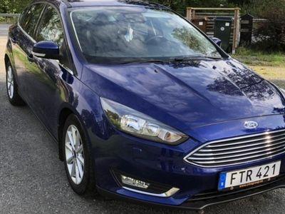 begagnad Ford Focus 1.0