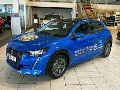 begagnad Peugeot e-208 E- Electric 2020, Halvkombi Pris 2 999 kr