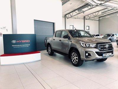 begagnad Toyota HiLux D-Cab 2.4 D 4WD (150hk) Aut
