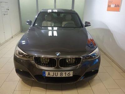 begagnad BMW 320 Gran Turismo D XDRIVE 184 HK 2015