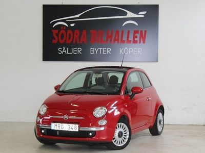 second-hand Fiat 500 1.2 Lounge 69hk