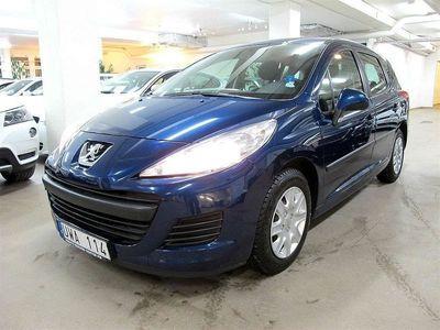 begagnad Peugeot 207 1.4 (73hk) Kombi -10
