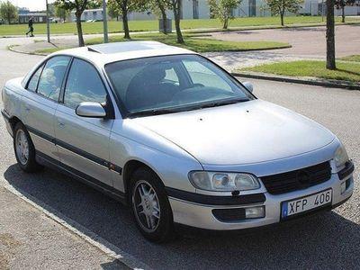begagnad Opel Omega 2´5 V6 En ägare AUT -99
