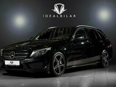 begagnad Mercedes C220 T d 4MATIC 9G-Tronic AMG Euro6 170hk