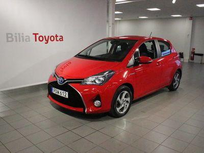 begagnad Toyota Yaris Hybrid 1,5 5-D Active