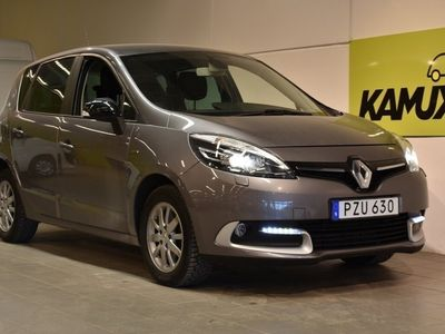 used Renault Scénic III 1,5 dCi SS 110hk Limited
