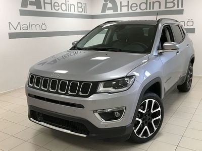 begagnad Jeep Compass 1,4 170Hk Limited