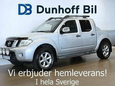 begagnad Nissan Navara Dubbelhytt 3.0 dCi V6 231Hk 4WD