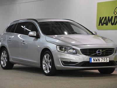 begagnad Volvo V60 D3 Momentum Taklucka Navi (150hk)