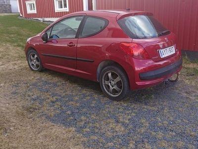 begagnad Peugeot 207 3-dörrar