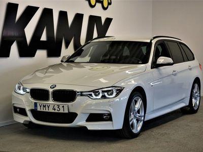 begagnad BMW 320 d xDrive Touring M-sport Navi Drag (190hk)