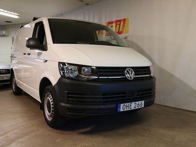 begagnad VW Transporter TRP SKÅP TDI 150HK DSG D-VÄRM DRAG S&V