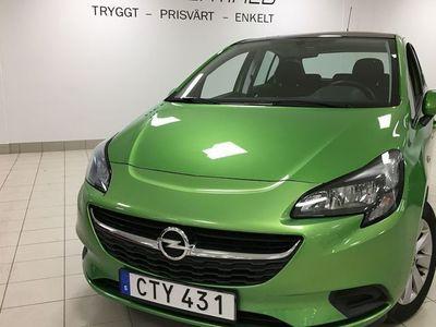 gebraucht Opel Corsa ENJOY 1,4 90hk / Panorama -15