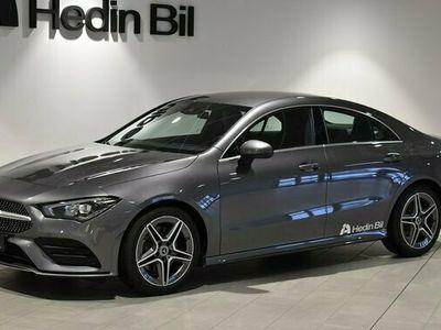begagnad Mercedes 200 CLA Benzcoupe AMG LINE 2021, Sportkupé Pris 358 900 kr