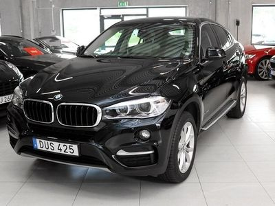 begagnad BMW X6 xDrive30d Steptronic Euro 6 258hk