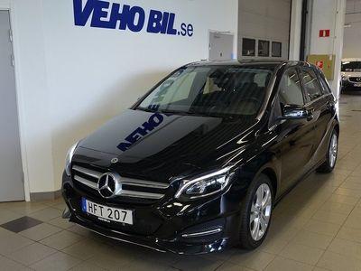 gebraucht Mercedes B180 d, Backkamera, LED Strålkastare, Remote Online