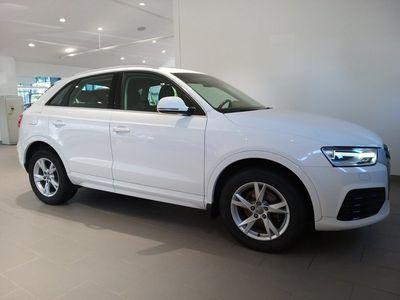 begagnad Audi Q3 TDI QUATT.2.0 R4110 M6S