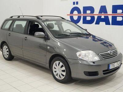 begagnad Toyota Corolla Kombi 1.6 VVT-i 110hk AC/Drag/M.Värmare