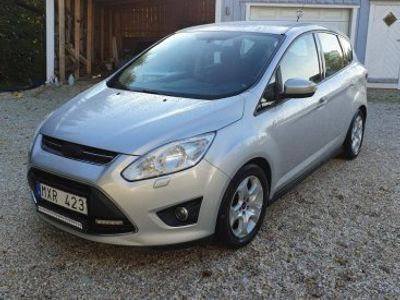 begagnad Ford C-MAX 1.6D 10000mil Android auto/Apple -11