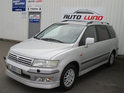 begagnad Mitsubishi Space Wagon 2.4 GDI AC Dragkrok -01