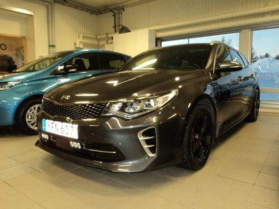 begagnad Kia Optima Sport Wagon GT Bensin