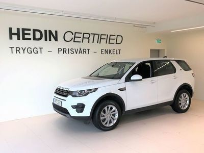 begagnad Land Rover Discovery Sport 2.0 TD4 4WD 150hk