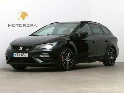 begagnad Seat Leon ST Cupra 2.0TSI 4Drive DSG Aut / Panorama 300hk