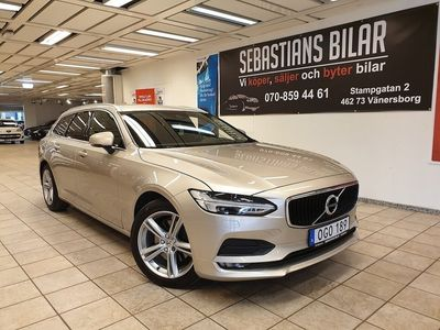 begagnad Volvo V90 T5 Geartronic business advanced 254hk -17
